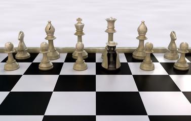 Schach - Spion 02