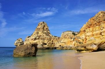 Algarve Strand Marinha - Algarve beach Marinha 27