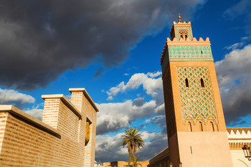 Moschee in Marrakesch