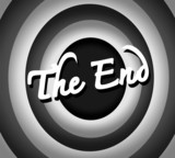 The End Movie Movie ending screen