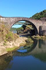 肥後の石橋 霊台橋