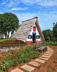 Traditional rural landscape