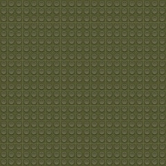 Vector block Lego background in green color