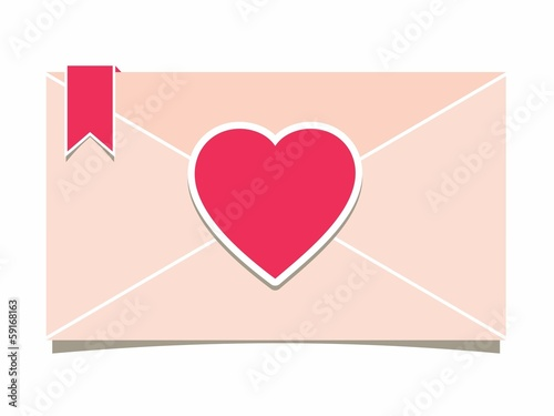 Letter for Valentine's day