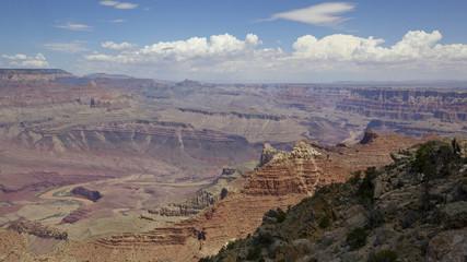 lipan point,  le Grand Canyon, Arizona