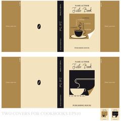 Copertine per libri che raccontano il caffè