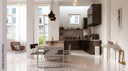 loft apartment in der Innenstadt - downtown loft apartment - 59176335