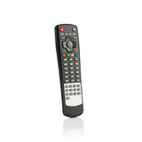 Infrared remote control for TV
