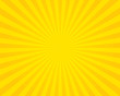 Yellow flare background. Illustration. - 59182500