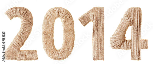 Twenty-fourteenth New Year of the tissue digits