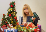 girl disappointed over wrong christmas gift