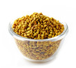 bowl of bee pollen