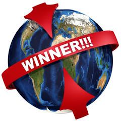 Winner!!! (Мировой победитель!!!). Концепция