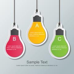 paper bulbs