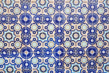 marokkanisches Fliesenmuster