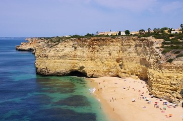 Algarve Strand da Senhora da Rocha 06