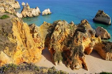 Algarve Strand Dos Tres Irmaos 09