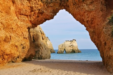 Algarve Strand Dos Tres Irmaos 10