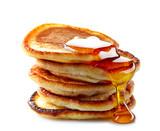 Fototapety stack of pancakes