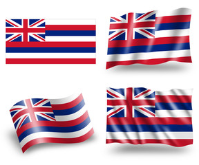 Flag of Hawaii State