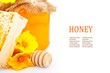 Honey & text