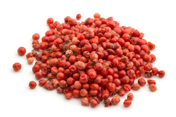 heap of red pepper