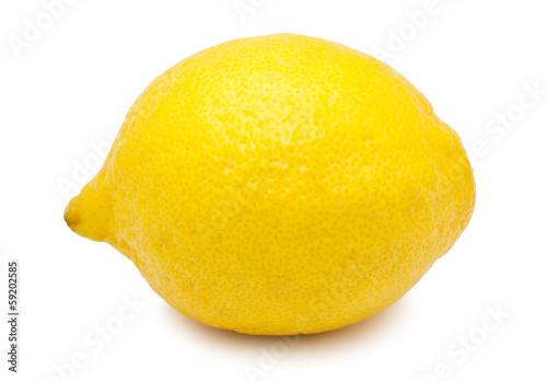 Fotobehang Vruchten Lemon