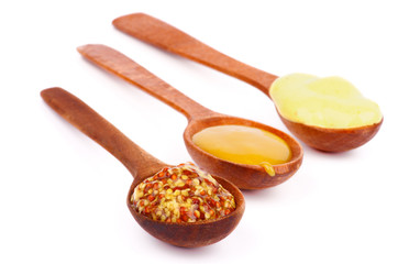 Various Mustard