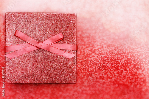 Beautiful Red Present