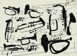 Постер, плакат: Музыкальные инструменты