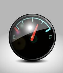 Fuel indicator icon