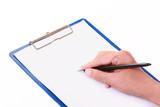 writing form