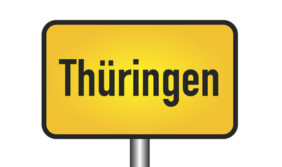 Thürigen Thuringa Sign