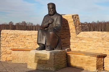Скульптура Сирафим Саровский