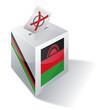 Wahlbox Malawi