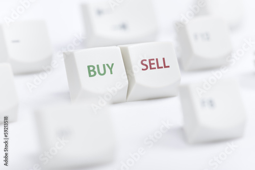 Buy sell concept
