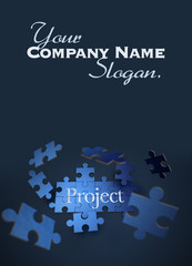 Project jigsaw puzzle