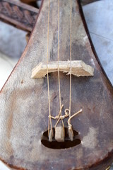 old mandolin