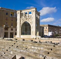 Lecce, Palazzo del Sedile e Anfiteatro