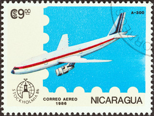 Airbus A300 (Nicaragua 1986)