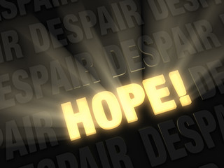 The Bold Light of Hope