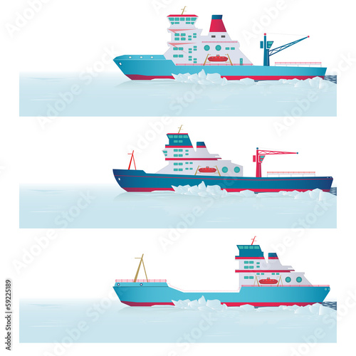 Set. Icebreakers