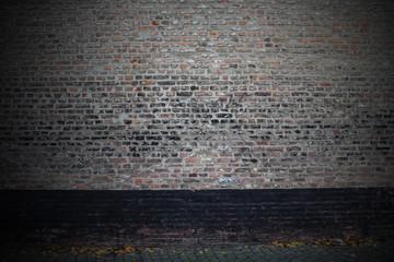 Hintergrund - Ziegelstein