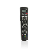 Infrared remote control for TV poster