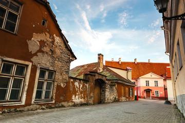 Tallinn Old houses