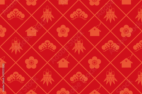 japanese pattern Vector