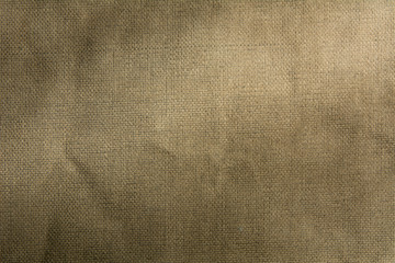 burlap fabric ideal as background or for blending purposes