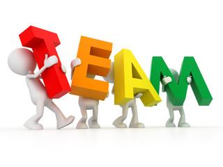 The team word