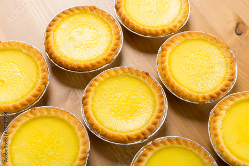 Hong Kong food, Egg tart