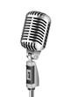 Vintage Microphone - 59240152
